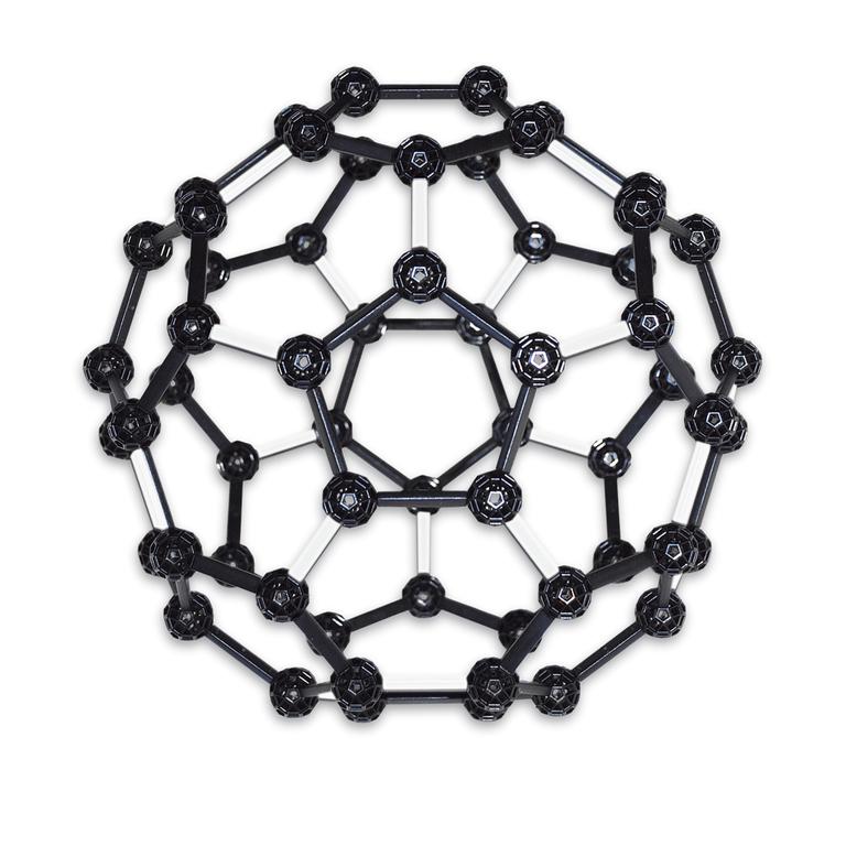 Kohlenstoffmolekül